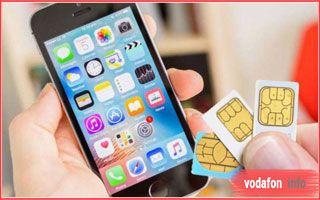 Сохранение номера Водафон – условия и стоимость