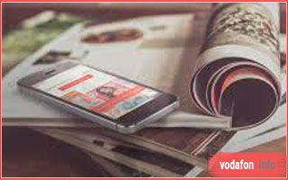 Vodafone Press – издания в Web-формате
