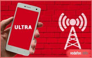 Тариф Водафон Ультра и Ultra VIP – условия, стоимость, отзывы