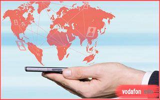 Vodafone роуминг – тарифы при выезде за границу