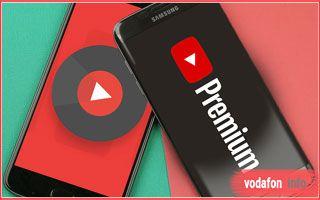 Youtube PremiumвідВодафон–дивисьNON-STOP