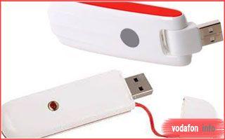 Водафон модем 3G и 4G интернета