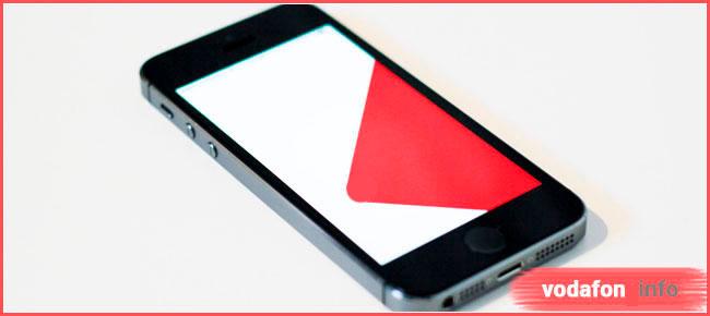 ручные настройки интернета Vodafone