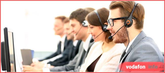 как позвонить оператору Водафон в роуминге