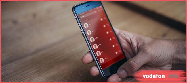 як відновити номер Водафон