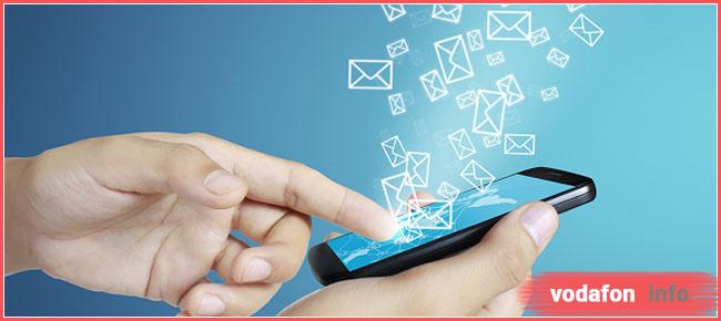 не отправляются смс Водафон Украина