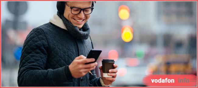 как проверить гигабайты на Водафон