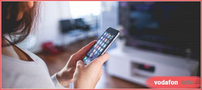 комбінація для зняття абонплати Водафон