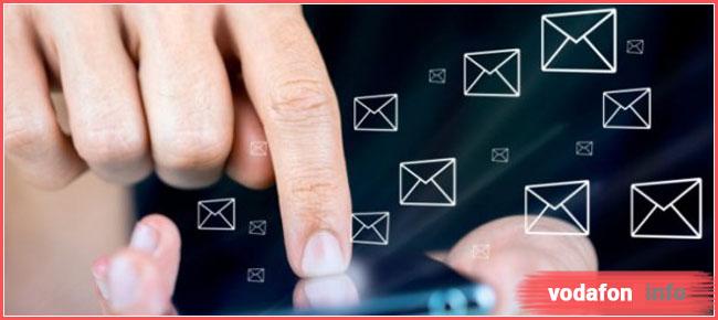 переадресація смс Водафон
