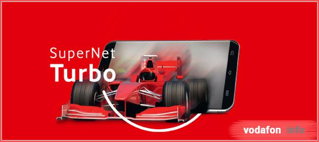 как подключить Vodafone SuperNet Turbo