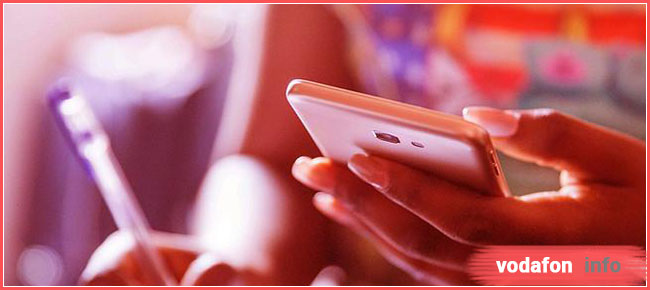 бесплатная услуга от Водафон на время карантина