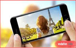Роуминг «Как Дома» на Vodafone