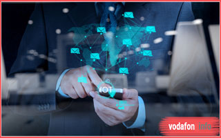 Услуга Бизнес рассылки от Водафон
